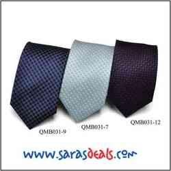 QMB031-9, QMB031-7, QMB031-12 - Mens Tie (Micro Fibre)