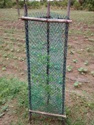 PVC Fiber Tree Guard