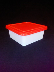 Square Disposable Food Container 125 Ml