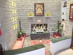 Puja Rooms Design Home Interior Design Interior Design Works