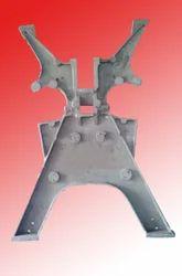 Black Cast Iron Side Frame