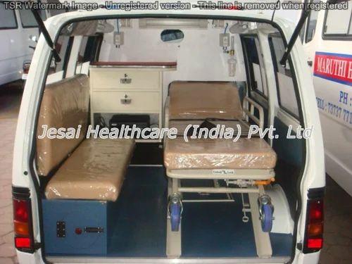 Ambulance Omni | Jesai Healthcare (India) Pvt  Ltd  | Manufacturer