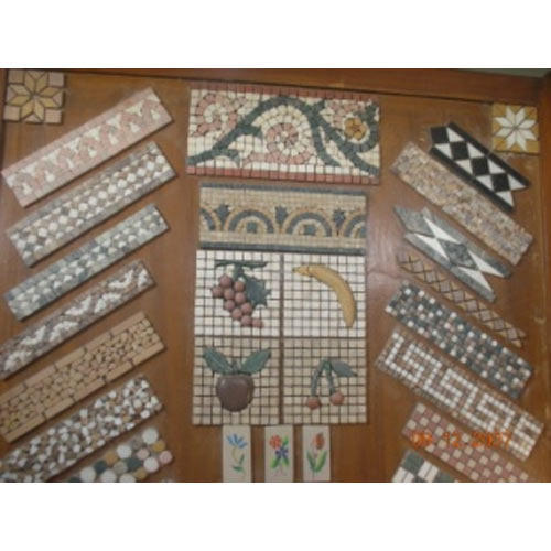 Mosaic Border Tiles - View Specifications & Details Of Mosaic