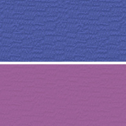 Violet Colored Artificial Leather Cloth