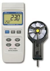 Lutron YK-2005AM Anemometer Real Time Data Logger