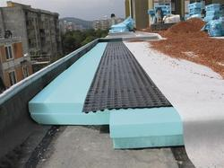 Thermal Insulation Waterproofing Treatment