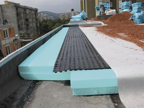 600mm X 1250mm Thermal Insulation Waterproofing Treatment
