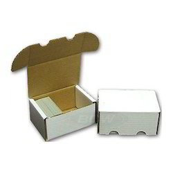 Card Packaging Carton