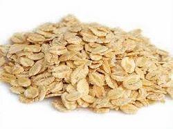 Creamish White 100% Veg / Natural Barley Flakes, Barley 100%, 30 Kg Foodgrade Bags Ldpe/Pp