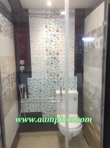 Glass Doors For Bathroom Partition At Rs 750 Sft Glass