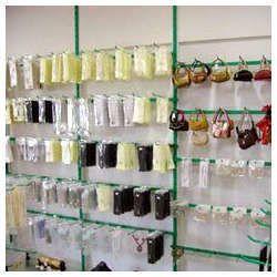 Fashion Accessory Shelves