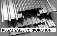 Aluminum Film Coated Stainless Steel Corrugated Sheets