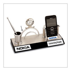 Clock Mobile Stand