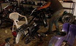 Hero Bike Modified Service