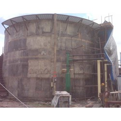 Effluent Treatment Plant Tanks