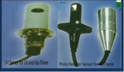 Flame Sensors (UV,FR & PR Types)