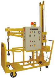 Aluminum Mobile De-Gassing Machine