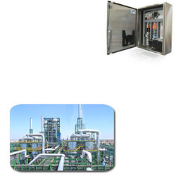 Control Panel for Process Industry