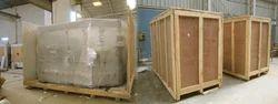 Heavy Machinery Wooden Packing Box
