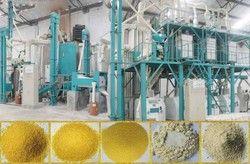 Installation Of Flour Mills,Atta Mills,Sattu Mill & Besan Mill Plant.