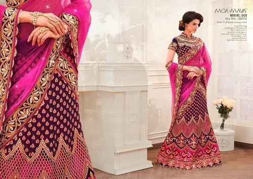 3c05a682bf Designer Bridal Lehenga | Fabrica Trendz Store | Wholesaler in ...