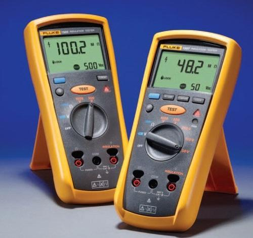 Digital Insulation Tester - Digital Insulation Tester Meco Dit 954