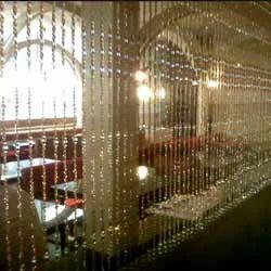 Great Crystal Beaded Curtain