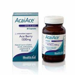 Acai Ace (Acai Berry 1500mg) - 30 Capsules
