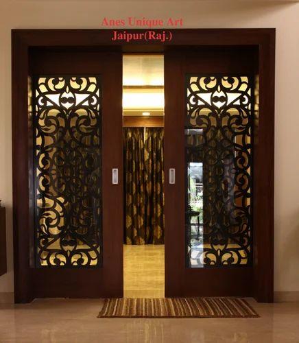 Door Panel Jali. Door Panel Jali  Mdf Crafted Jali   Anes Unique Art Ajmer Road