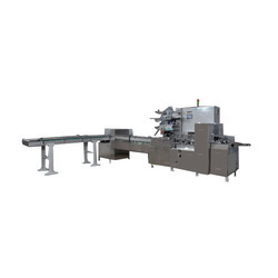 Cream Sandwich Wrapping Machine
