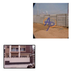 Readymade Boundary Wall for House
