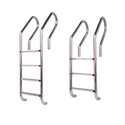 PENTAIR USA Swimming Pool SS Ladder