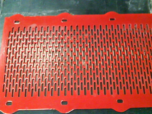 Polyurethane Flip Flow Screen Mats