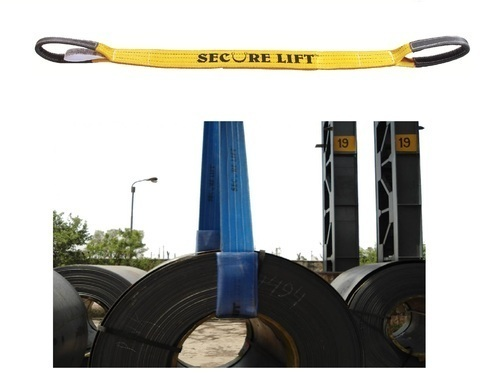 Polyester Lifting Belts - LIFTALL Polyester Round Endless Slings