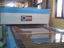 Straight Vertical Manufacturing Glass Machine