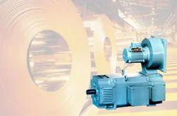 Laminated Yoke 3 Phase 90 kW /110 kW / 250 kW DC Motors, Voltage: 201-500 V