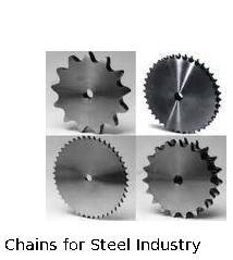 Chains for Steel Industry