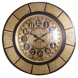 Antique Meenakari Dial Wall Clock