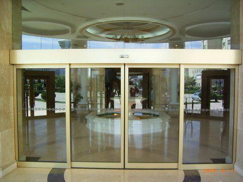Automatic Glass Sliding Door At Rs 125000 Piece Shivai Nagar