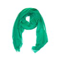 Green Neon Color Stoles