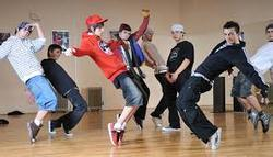 Hip Hop Dance Course