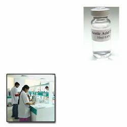 Acetic Acid for Pharma Industry