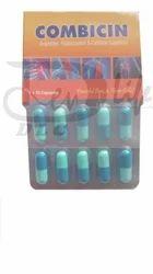 Ibuprofen, Paracetamol & Caffeine Capsules (Combicin)