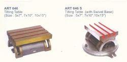 ART 646 Tilting Table