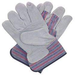 Split Leather High Quality Canadian Rigger Gloves