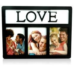 Love Photo Frame in Red Color