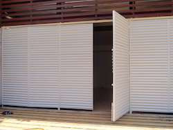 Louvers 2 White