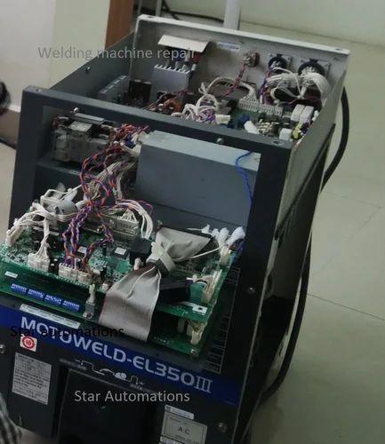 Electronic Repair Service Welding Machine Repairing
