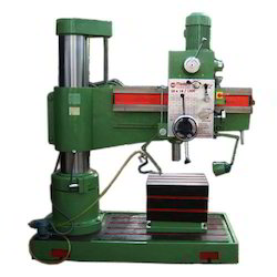 Geared Radial Bench Drill Machine