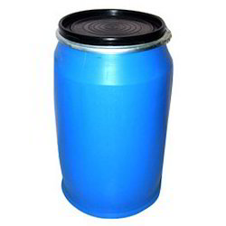 Used Plastic Barrel